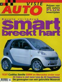 Autovisie   Tijdschrift 1998 NR 17 #1 Nederlands