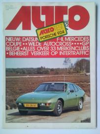 Autovisie Tijdschrift 1976 NR 11 #1 Nederlands