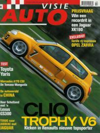 1999 Autovisie NR 08 tijdschrift
