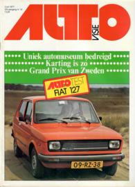 Autovisie Tijdschrift 1977 NR 14 #1 Nederlands
