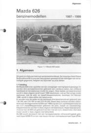 Mazda 626  Vraagbaak ATH 97-99  Nederlands