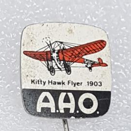 SP0567 Speldje A.H.O. Kitty Hawk Flyer 1903