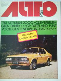 Autovisie   Tijdschrift 1975 NR 17 #1 Nederlands