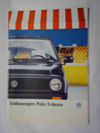 Volkswagen Polo  Brochure 89 #4 Nederlands