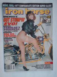 Iron Hors Tijdschrift 1995 Juni #1 Engels