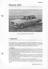 Mazda 626  Vraagbaak ATH 79-80  Nederlands