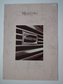 Austin Maestro  Brochure 83 #1 Nederlands