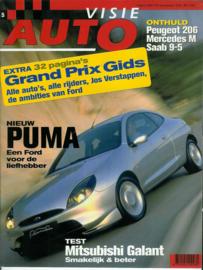Autovisie   Tijdschrift 1997 NR 05 #1 Nederlands