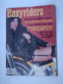 Easyriders Tijdschrift 1982 NR 105 #1 Engels