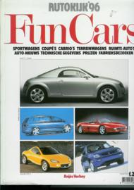 Auto-Kijk   Jaarboek 1996 #1 Nederlands