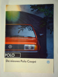Volkswagen Polo  Brochure 90 #1 Nederlands