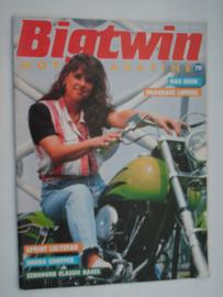 Bigtwin Tijdschrift 1993 NR 078 #1 Engels