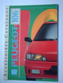 Peugeot 106  Brochure 92 #3 Nederlands
