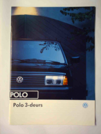 Volkswagen Polo  Brochure 93 #2 Nederlands