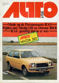 Autovisie Tijdschrift 1977 NR 05 #1 Nederlands