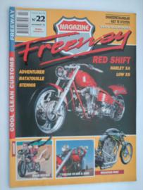 Freeway Tijdschrift 1996 Nr 22 #1 Nederlands