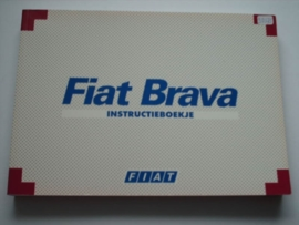 Fiat Bravo  Instructieboekje 96 #1 Nederlands