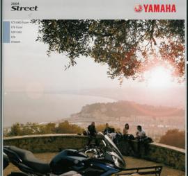 Yamaha Motor en Scooter accessoires Alle Brochure .04 #2 Nederlands