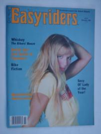 Easyriders Tijdschrift 1982 NR 113 #1 Engels