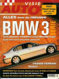 Autovisie   Tijdschrift 1998 NR 03 #1 Nederlands