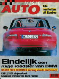 Autovisie   Tijdschrift 1997 NR 06 #1 Nederlands