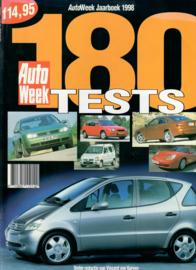 Autoweek   Jaarboek 1998 #1 Nederlands