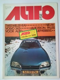 1976 Autovisie NR 05 tijdschrift