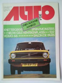 Autovisie   Tijdschrift 1975 NR 21 #1 Nederlands