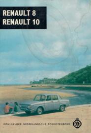 Renault 8 10  Technische gegevens en praktische wenken 67 #1 Nederlands