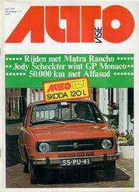 Autovisie Tijdschrift 1977 NR 12 #1 Nederlands