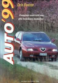 Auto   Jaarboek 1999 #1 Nederlands