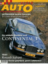 1996 Autovisie NR 25 tijdschrift