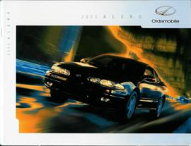 Oldsmobile Alero  Brochure .03 #1 Engels
