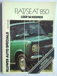 Fiat Seat 850  Leer 'm kennen 65-75 #2 Nederlands