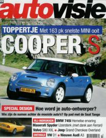 Autovisie   Tijdschrift 2001 NR 22 #1 Nederlands
