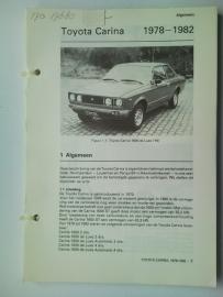 Toyota Carina  Vraagbaak ATH 78 #1 Nederlands