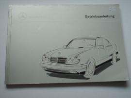 Mercedes-Benz E Klasse  Instructieboekje 94 #1 Duits