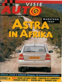 Autovisie   Tijdschrift 1998 NR 08 #1 Nederlands