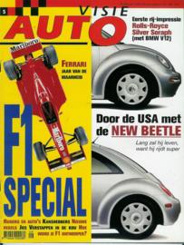 Autovisie   Tijdschrift 1998 NR 05 #1 Nederlands