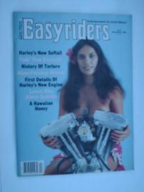 Easyriders Tijdschrift 1983 NR 126 #1 Engels