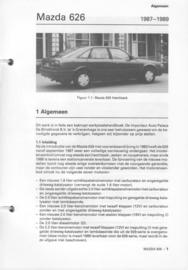 Mazda 626  Vraagbaak ATH 87-89  Nederlands