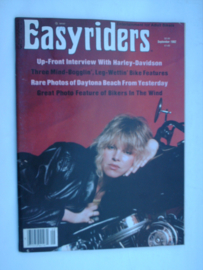 Easyriders Tijdschrift 1982 NR 111 #1 Engels