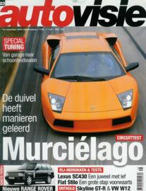 Autovisie   Tijdschrift 2001 NR 23 #1 Nederlands