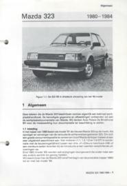 Mazda 323  Vraagbaak ATH 80-84 #2 Nederlands