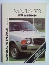 Mazda 323  Leer 'm kennen 77-79 #1 Nederlands