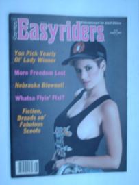 Easyriders Tijdschrift 1983 NR 122 #1 Engels