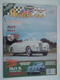 Britich Car Magazine  1997 NR 08 Tijdschrift  #1 Nederlands