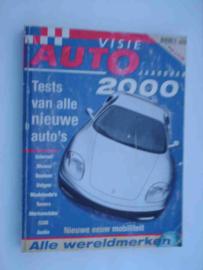 Autovisie   Jaarboek 2000 #1 Nederlands
