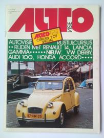 Autovisie Tijdschrift 1976 NR 12 #1 Nederlands