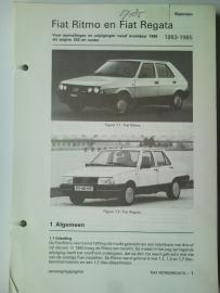 Fiat Ritmo Regata  Vraagbaak ATH 83-85 #1 Nederlands